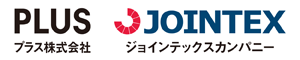 PLUSロゴ&JTXロゴ